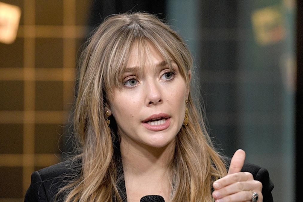 'Avengers' Star Elizabeth Olsen: We Need 'All Representation Of Superheroes'