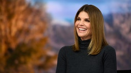TODAY -- Pictured: Lori Loughlin on Thursday, February 14, 2019 --