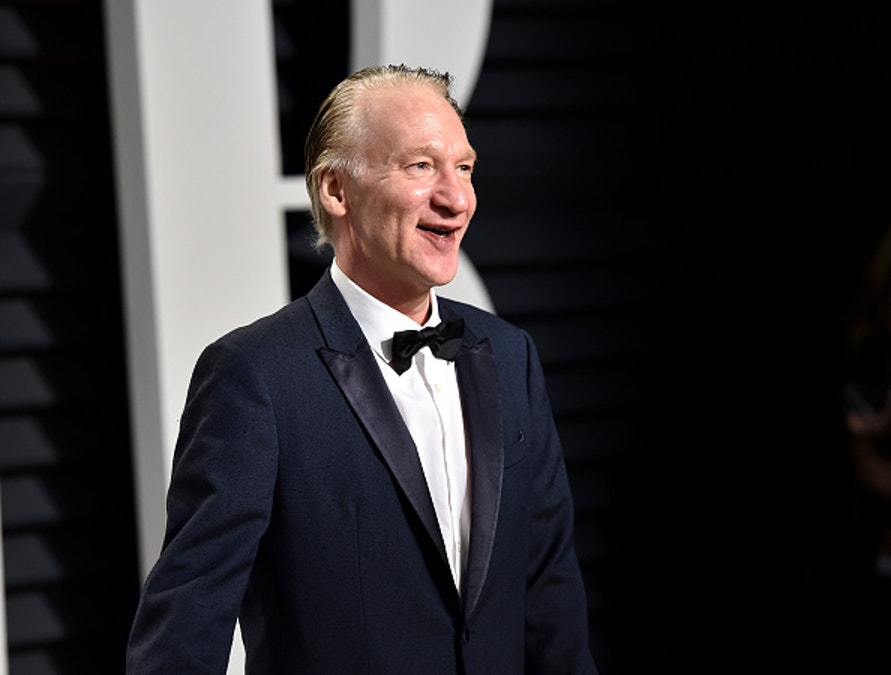Bill Maher Blasts Cancel Culture: 'P.C. People Protect Feelings'