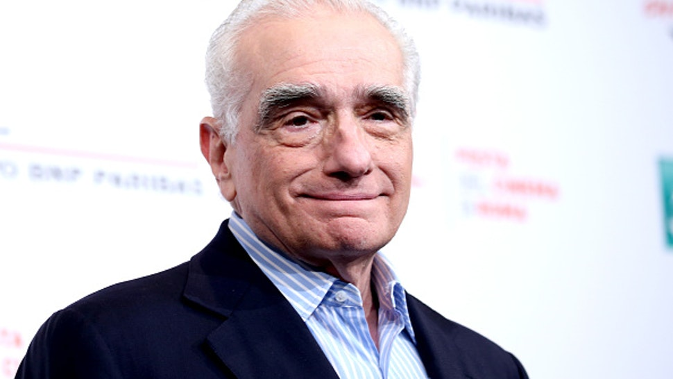 """ROME, ITALY - OCTOBER 21: Martin Scorsese attends the photocall of the movie """"The Irishman"""" during the 14th Rome Film Festival on October 21, 2019 in Rome, Italy."""