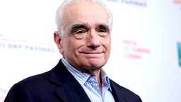 "ROME, ITALY - OCTOBER 21: Martin Scorsese attends the photocall of the movie ""The Irishman"" during the 14th Rome Film Festival on October 21, 2019 in Rome, Italy."