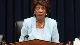 Chairwomen Maxine Waters questions Treasury Secretary Steven Mnuchin
