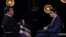 Neil deGrasse Tyson And Ben Shapiro