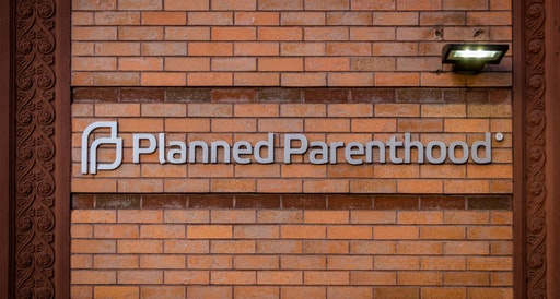 Planned Parenthood offices in SoHo. (Photo by Erik McGregor). (Photo by Erik McGregor/LightRocket via Getty Images)