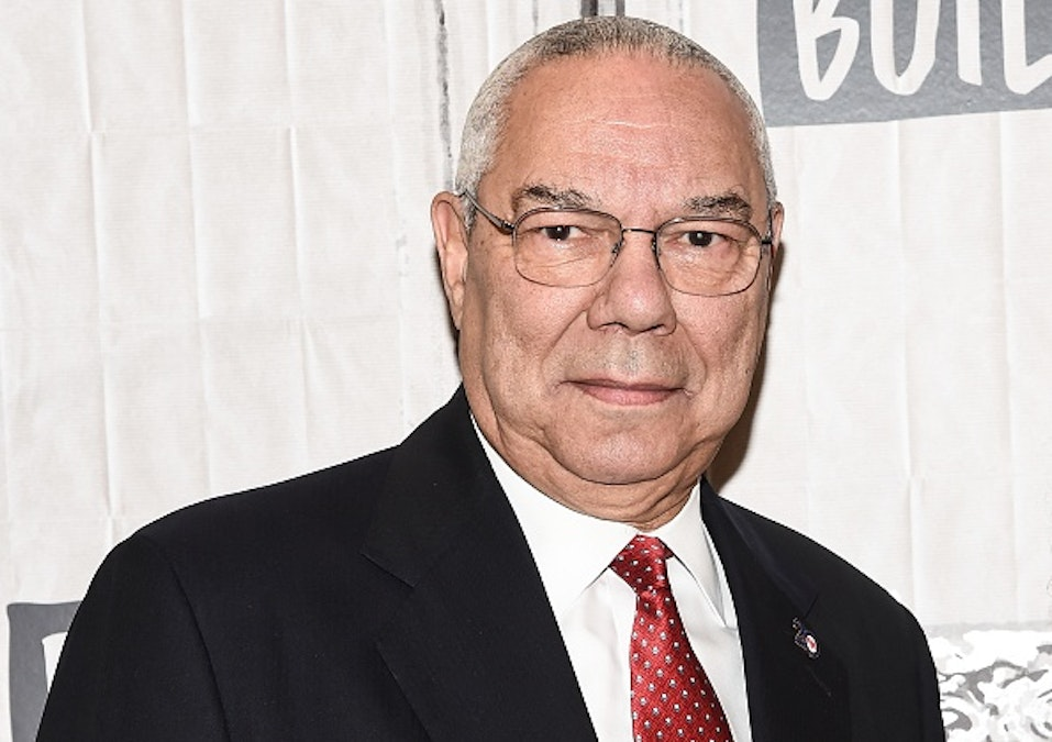 Colin Powell: The GOP 'Has Got To Get A Grip On Itself'
