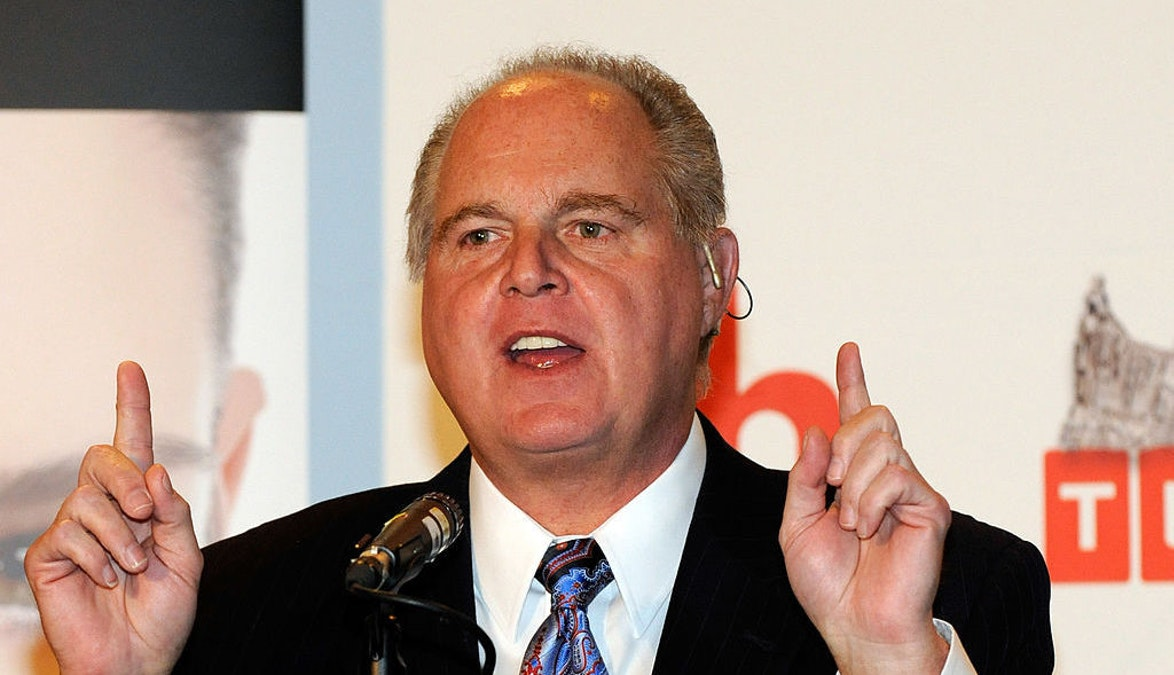 Limbaugh: Pelosi Proves The Impeachment Inquiry Is 'Obvious Charade,' While Trump Sends Warning