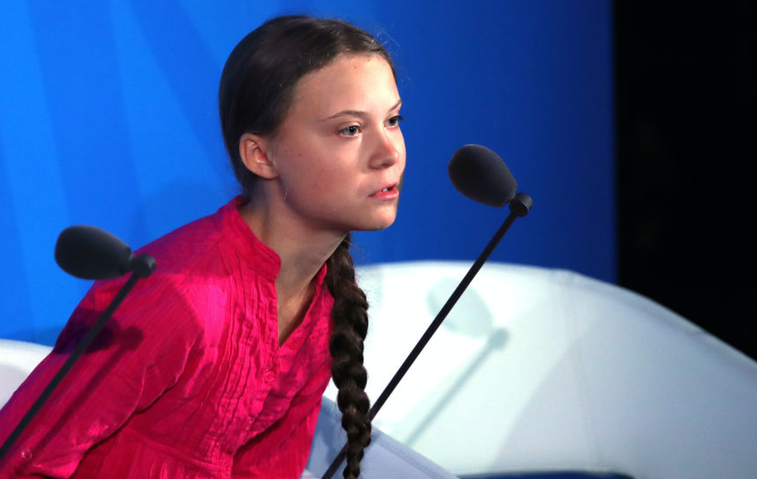 UH OH: Supporting Greta Thunberg Now Evidence Of 'White Privilege,' 'Racism' Activists Say