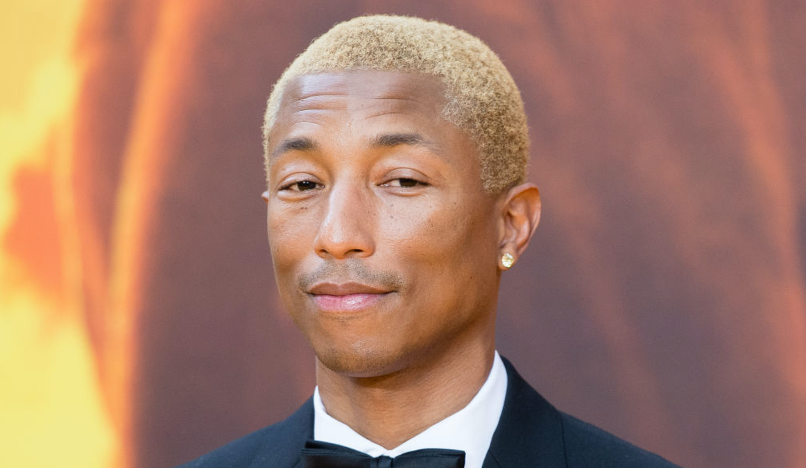 Pharrell Williams Expresses Regret Over 'Rapey' 'Blurred Lines' Hit: 'We Live In A Chauvinist Society'