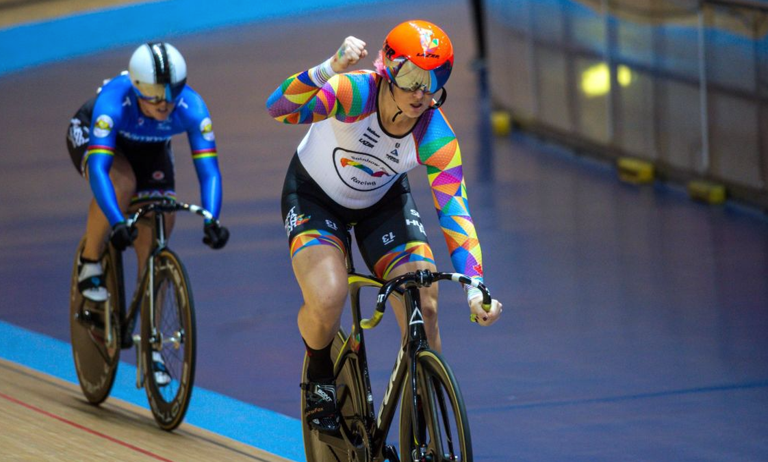 Trans Athlete Wins Women's World Cycling Competition, Again; Slams 'Transphobic' Critics