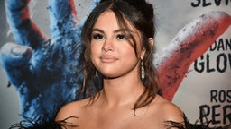 """NEW YORK, NEW YORK - JUNE 10: Selena Gomez attends """"The Dead Don't Die"""" New York Premiere at Museum of Modern Art on June 10, 2019 in New York City."""