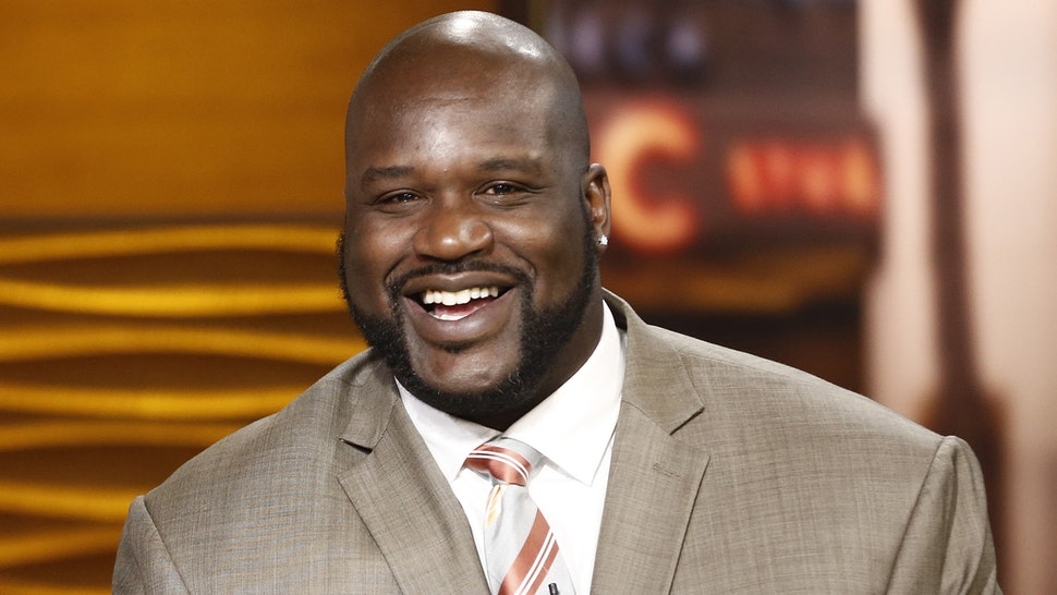 """Shaquille O'Neal appears on NBC News' """"Today"""" show"""
