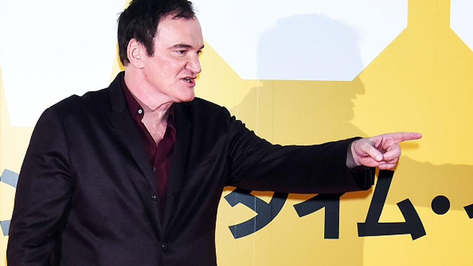 TOKYO, JAPAN - AUGUST 26: Director Quentin Tarantino attends the Japan premiere of 'Once Upon A Time In Hollywood' on August 26, 2019 in Tokyo, Japan.