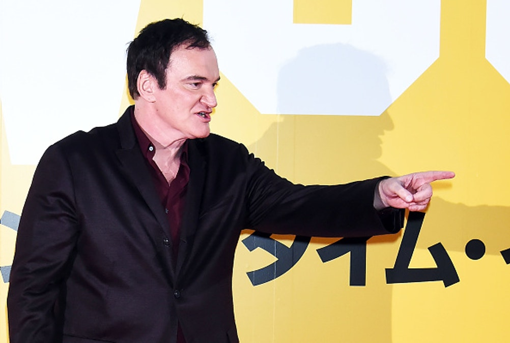BRAVO: Quentin Tarantino Refuses To Censor 'Once Upon A Time In Hollywood' For China
