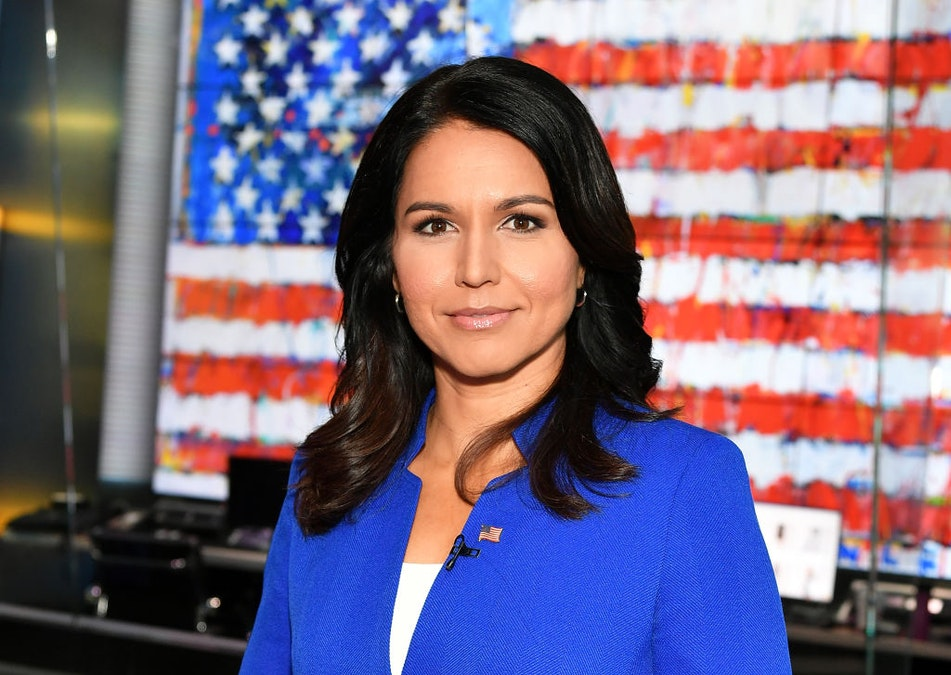 Tulsi Gabbard Lights Up Hillary Clinton For Suggesting She's A Russian Asset: 'The Queen Of Warmongers'