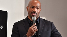 "ATLANTA, GEORGIA - MAY 23: Van Jones speaks onstage ""The Redemption Project With Van Jones"" Atlanta Screening at Martin Luther King Jr. National Historic Site on May 23, 2019 in Atlanta, Georgia."