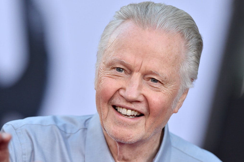 Jon Voight: Trump Will Win 2020, Democrats 'Have No Heroes Today'