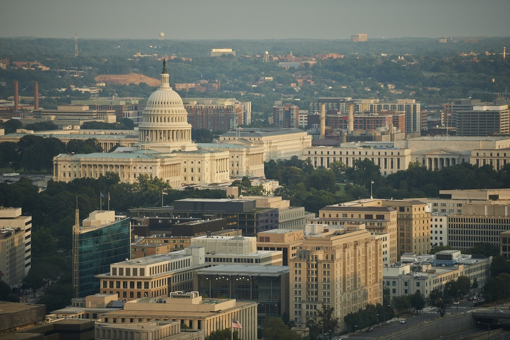 GOP Lawmakers Seek To Move Most D.C. Bureaucracy Jobs To Economically Distressed Areas