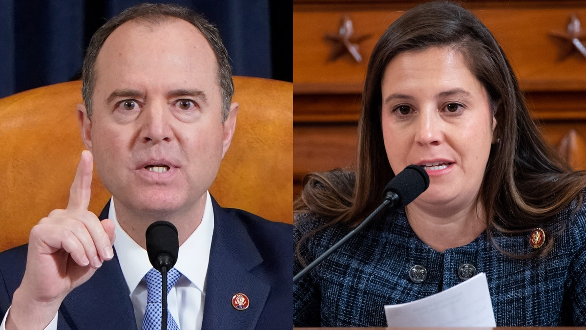 WATCH: Adam Schiff Repeatedly Refuses To Let GOP ...