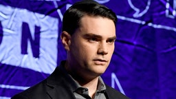 Ben Shapiro speaks onstage at Politicon 2018 at Los Angeles Convention Center on October 21, 2018 in Los Angeles, California.