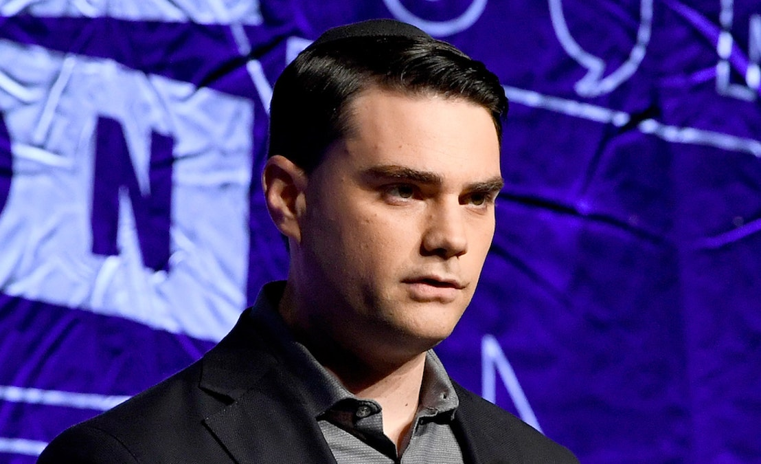 WATCH: Alt-Right Hecklers Attempt To Trap Ben Shapiro, Fail Miserably