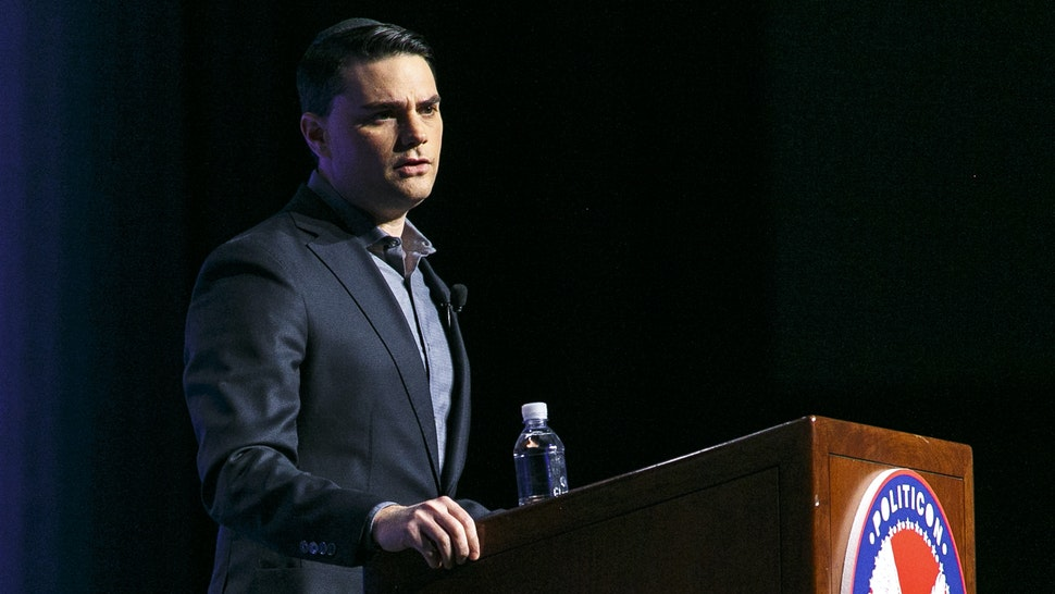 Ben Shapiro speaks onstage during Politicon 2018 at Los Angeles Convention Center on October 21, 2018 in Los Angeles, California. (Photo by Rich Polk/Getty Images for Politicon )