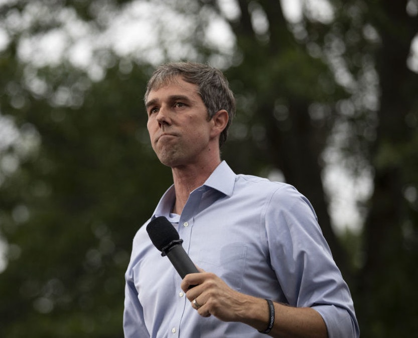 KNOWLES: The Lesson Of Beto's Failed Campaign? Don't Believe The Media