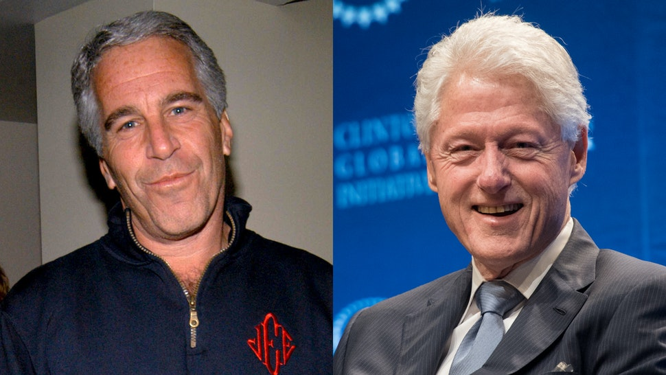 Jeffrey Epstein Bill Clinton