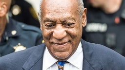 Actor/stand-up comedian Bill Cosby arrives for sentencing for his sexual assault trial at the Montgomery County Courthouse on September 24, 2018 in Norristown, Pennsylvania. (Photo by Gilbert Carrasquillo/Getty Images)
