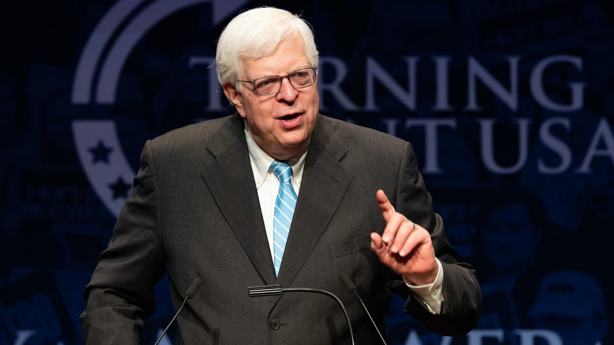 WATCH: Dennis Prager Explodes Over Left-Wing 'Gargantuan Lies'