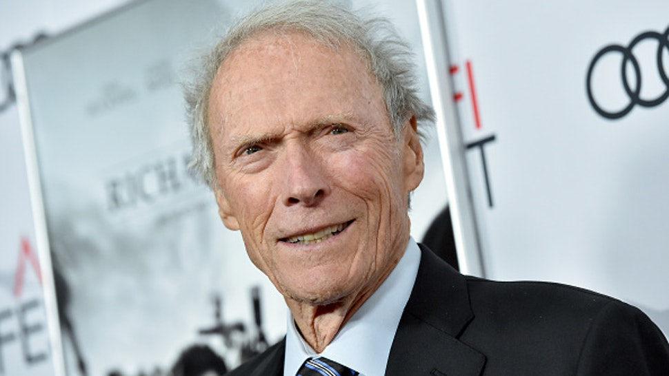 "HOLLYWOOD, CALIFORNIA - NOVEMBER 20: Clint Eastwood attends the premiere of ""Richard Jewell"" during AFI FEST 2019 presented by Audi at TCL Chinese Theatre on November 20, 2019 in Hollywood, California."