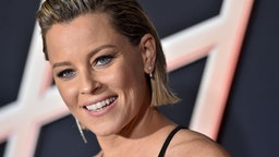 """Elizabeth Banks attends the Premiere of Columbia Pictures' """"Charlie's Angels"""" at Westwood Regency Theater on November 11, 2019 in Los Angeles, California. (Photo by Axelle/Bauer-Griffin/FilmMagic)"""