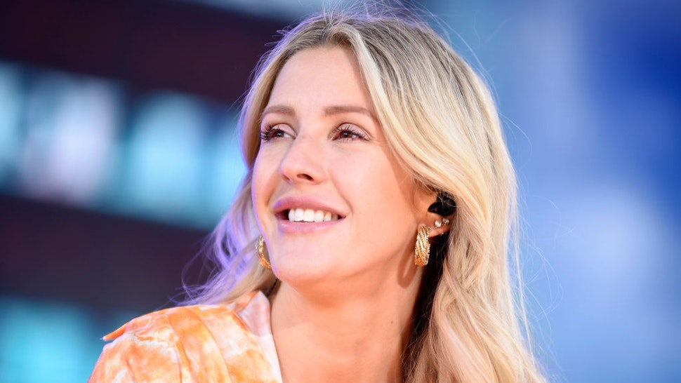 """Ellie Goulding performs live from Central Park as part of the GMA Summer Concert Series on """"Good Morning America,"""" Friday, June 14, 2019, airing on ABC. GMA19(Photo by Paula Lobo/Walt Disney Television via Getty Images)"""