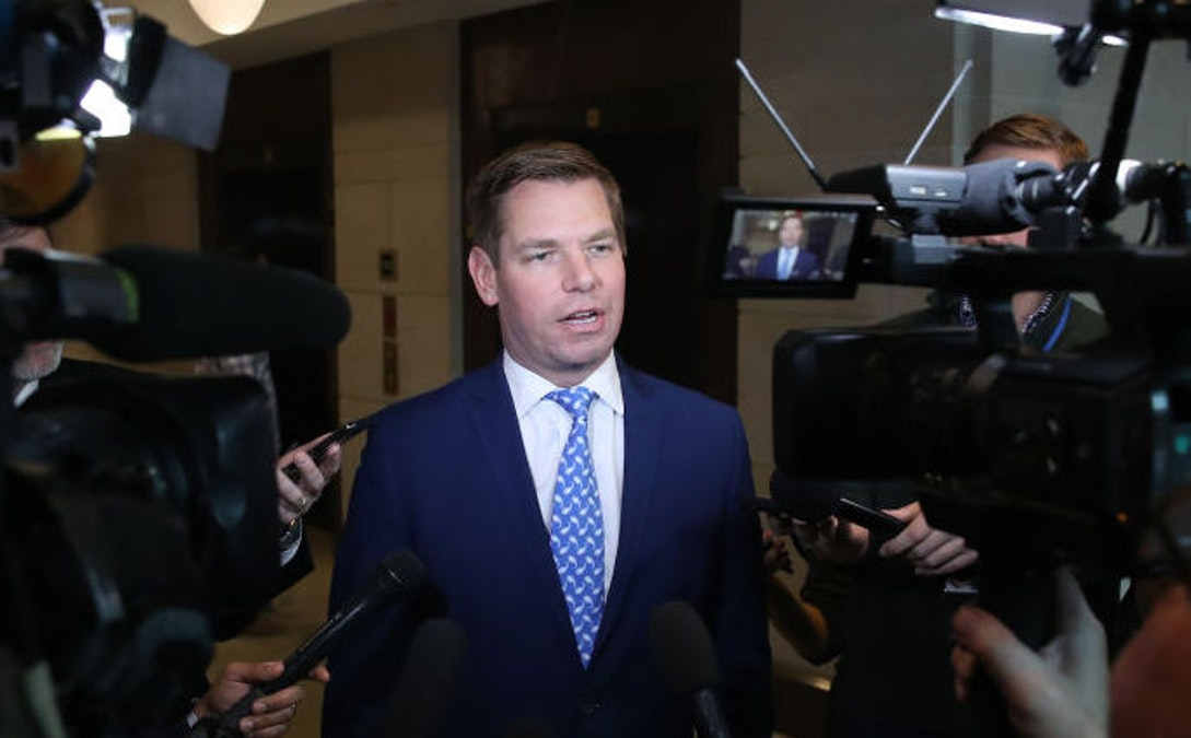 Eric Swalwell's 'Fartgate' Continues: MSNBC's 'Hardball' Issues Statement To 'Conspiracy Theorists'