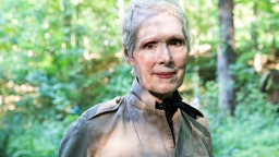 E. Jean Carroll at her home in Warwick, NY. Carroll claims that Donald Trump sexually assaulted her in a dressing room at a Manhattan department store in the mid-1990s. Trump denies knowing Carroll.(