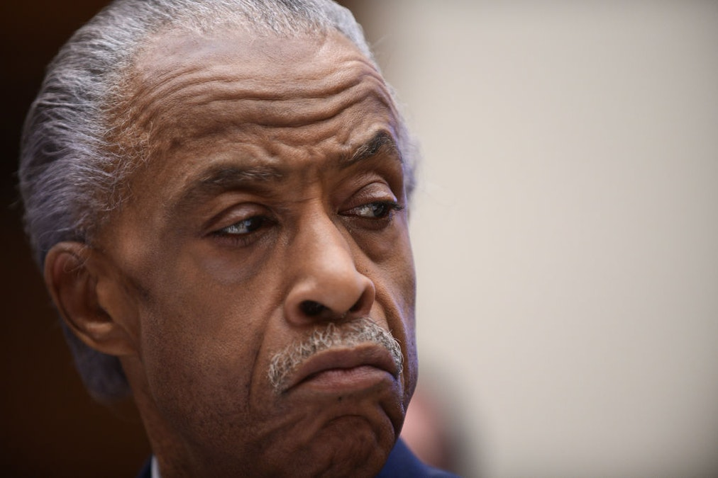 Reverend Al Sharpton Pays Himself $1 Million From Own Charity