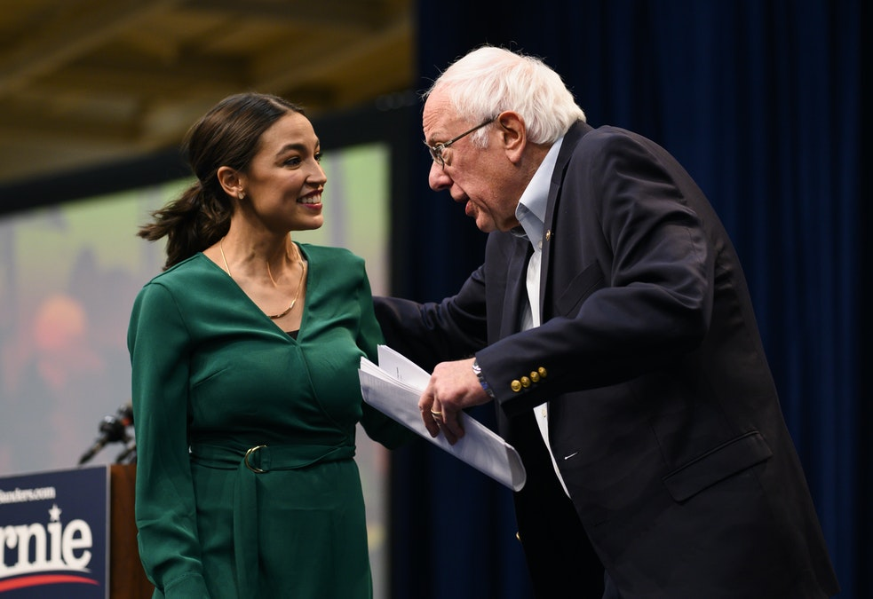 Yikes: Bernie Sanders Says Alexandria Ocasio-Cortez Would Play A Key Role In His White House