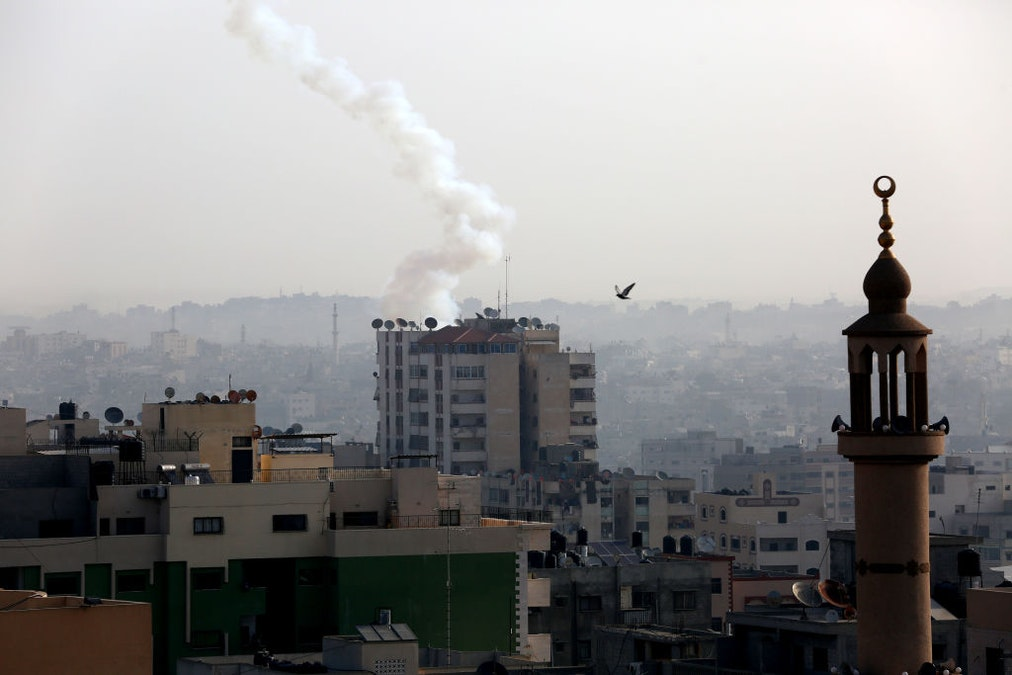 IDF: 220 Rockets Have Been Fired From Gaza Into Israel Since We Killed Palestinian Terrorist