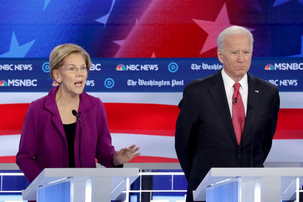 Warren Is Lying About Taking '2 Cents' From Billionaires To Pay For Socilaist Plans. Here's The Truth.