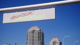 welcome to Albuquerque