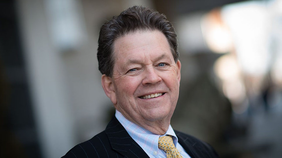 WASHINGTON, DC - MARCH 8: Economist, Art Laffer is pictured in Washington, DC on Sunday, March 8, 2015.