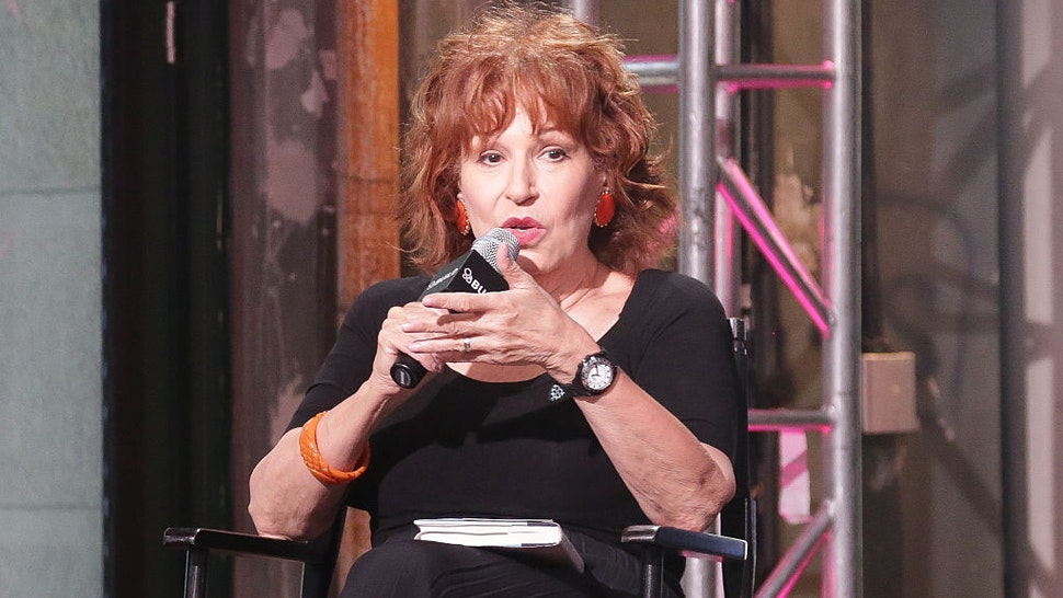 """Joy Behar attends AOL BUILD Speaker Series: Ali Wentworth Discusses Her New Book """"Happily Ali After"""" at AOL Studios In New York on June 9, 2015 in New York City."""