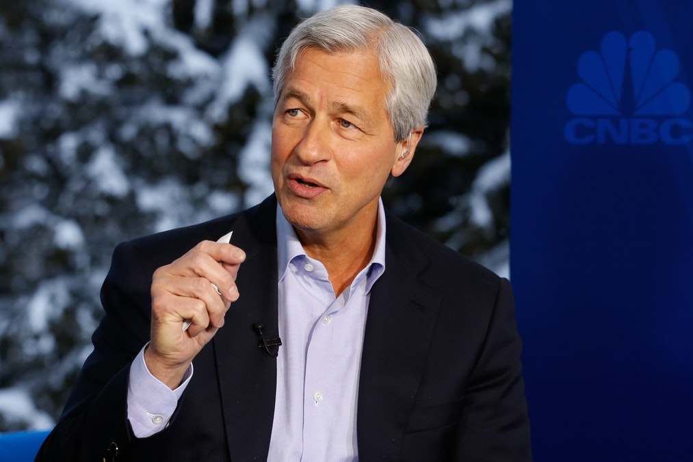 Chase Bank CEO Jamie Dimon Has Good News For Trump's 2020 Re-Election Chances