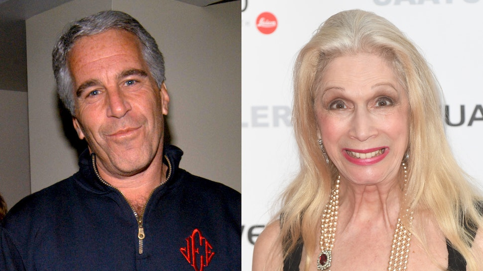 Lady Colin Campbell Jeffrey Epstein