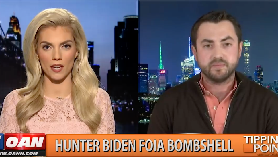 Josh Hammer on OANN