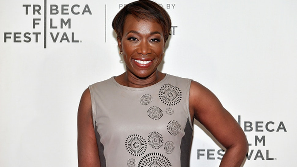 "NEW YORK, NY - APRIL 20: Moderator Joy Reid attends the ""Rest In Power: The Trayvon Martin Story"" premiere during the 2018 Tribeca Film Festival at BMCC Tribeca PAC on April 20, 2018 in New York City."