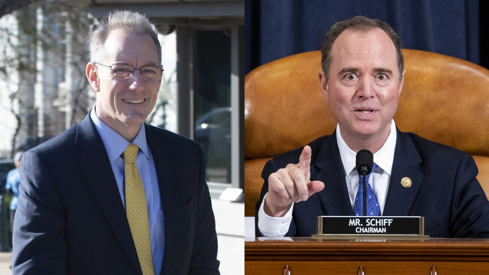 Mark Sandy Adam Schiff