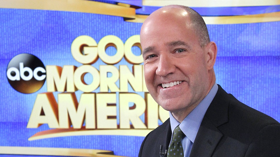 """GOOD MORNING AMERICA - Matthew Dowd is a guest on """"Good Morning America,"""" 10/27/15, airing on the Walt Disney Television via Getty Images Television Network."""