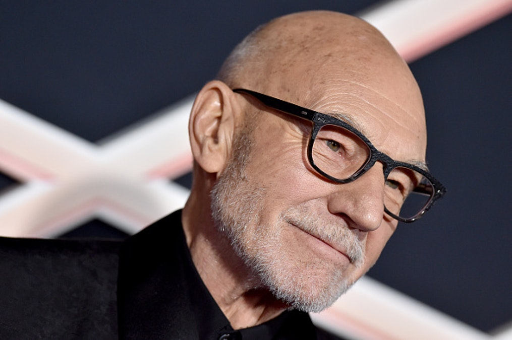 'A Disgrace': Patrick Stewart Tells French Audience He's 'Embarrassed' By Brexit