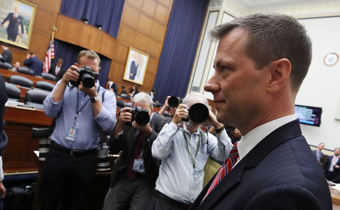 'Appalling': FBI 'Misidentified' Anti-Trump Agent's Notes In Case Against Mike Flynn