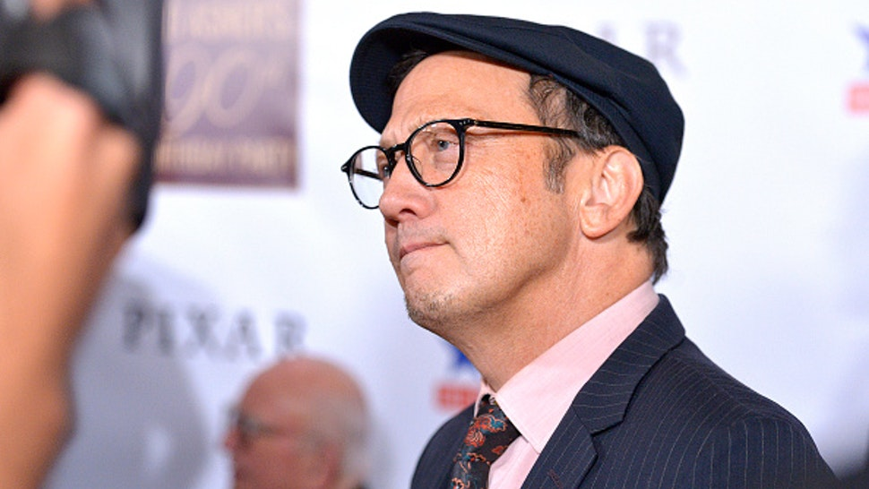 HOLLYWOOD, CALIFORNIA - NOVEMBER 03: Actor Rob Schneider attends Ed Asner's 90th Birthday Party and Celebrity Roast at The Roosevelt Hotel on November 03, 2019 in Hollywood, California.